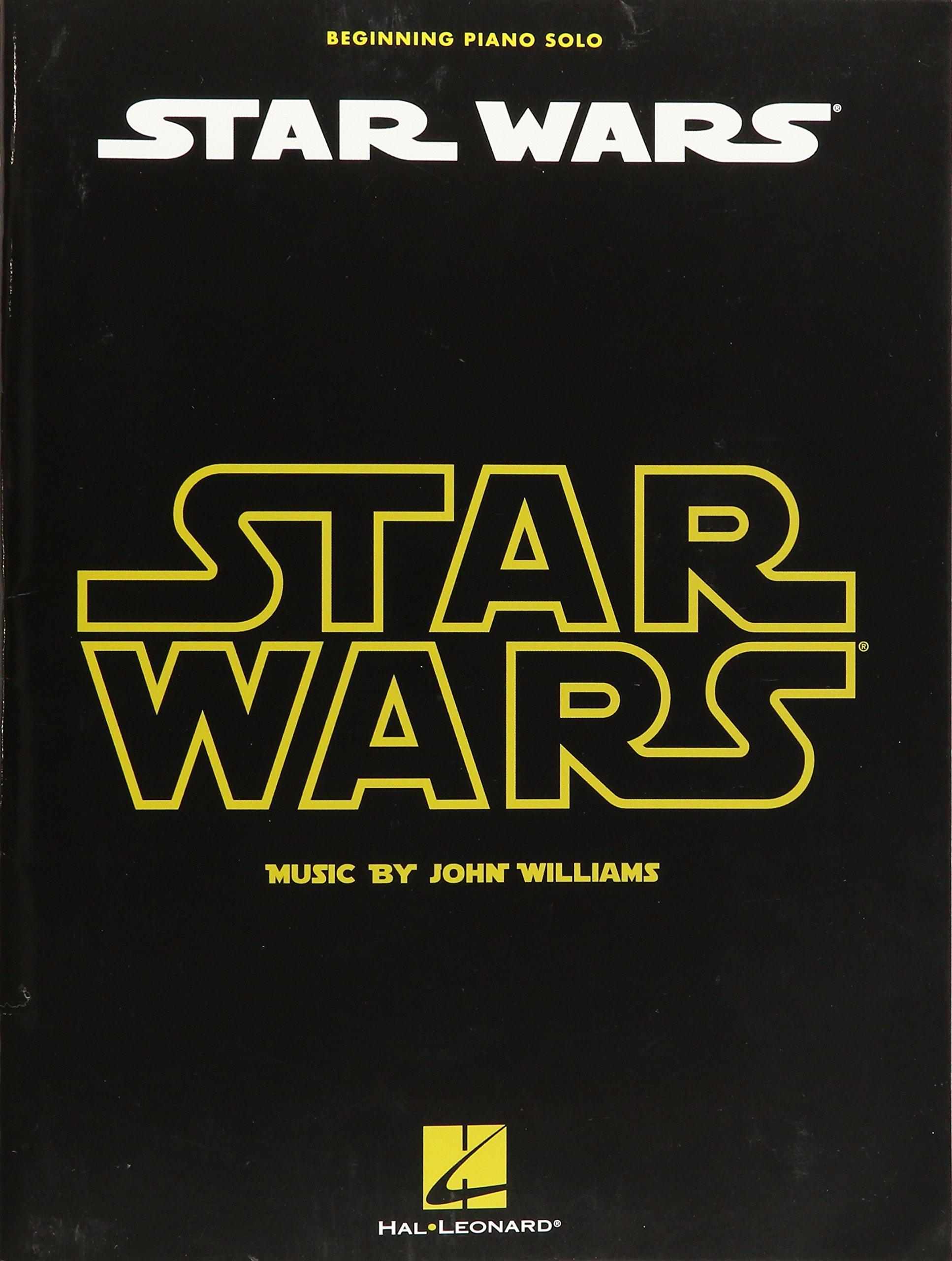 Star Wars Beginning Piano Solo