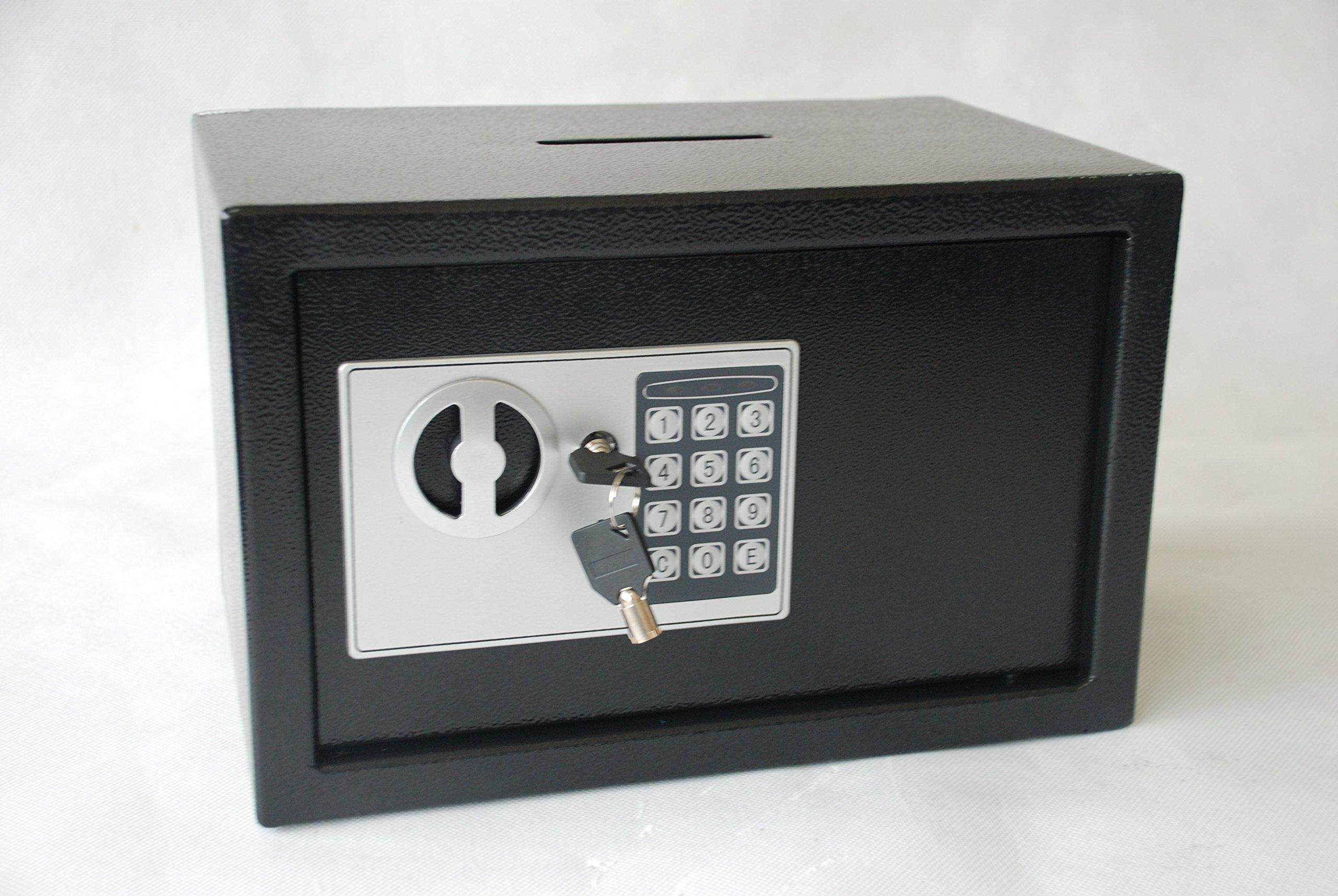 Time Lock Safe Depository