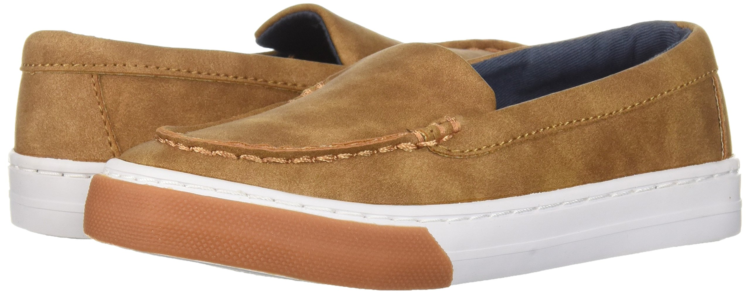The Children's Place Kids' Sneaker,TAN-BB Indie,12 M US Little Kid by The Children's Place (Image #5)