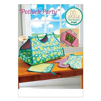Amazon Kwik Sew Patterns K0196 Potholdermitts And Casserole