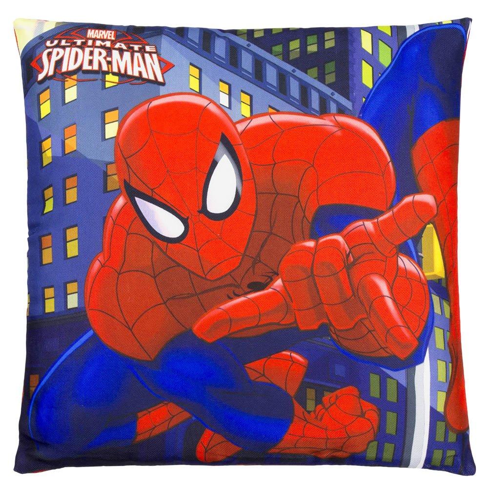 Marvel Spiderman Kids Polyester Pillow 35 X 35 cm