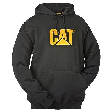 880ce3133414 Sweat à capuche de marque déposée Caterpillar pour hommes (Médium) (Noir)