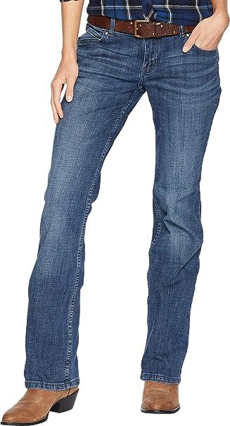 7cb30f53 Wrangler Womens Retro Low Rise Sadie Jeans: Amazon.ca: Clothing ...