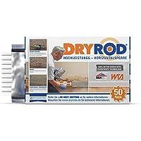 Dryrod Trade-Shop–Impermeabilizante (DPC), paquete de 50varillas de 18cm