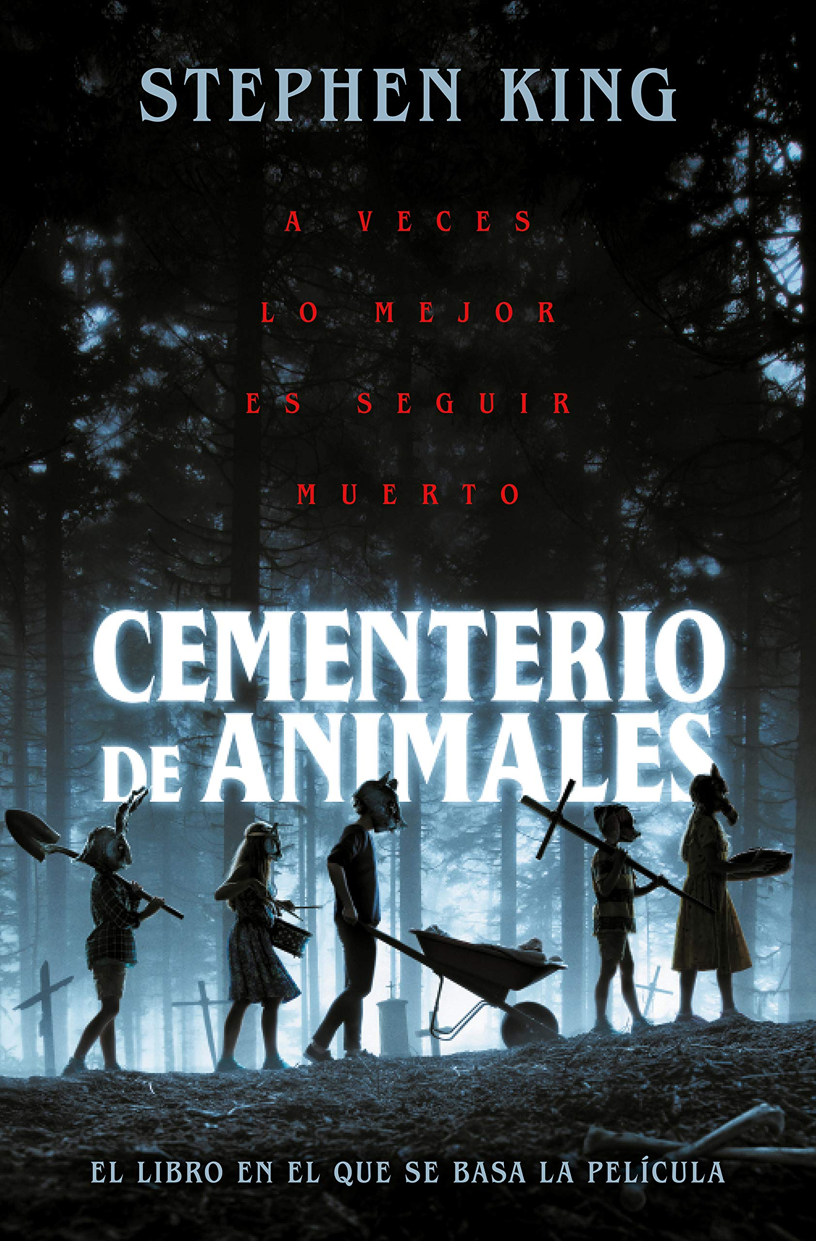 Cementerio De Animales Best Seller Spanish Edition 9788497930994 King Stephen Ana María De La Fuente Suárez Books
