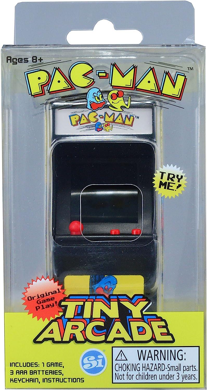 Mr DO Arcade Marquee Coin Door accessory Keychain