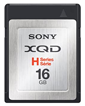 Sony XQD Memory Card 16GB Memoria Flash - Tarjeta de Memoria ...