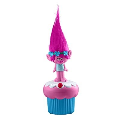 Trolls Dreamworks Movie Dancing Poppy Moves and Grooves To The Music: Toys & Games