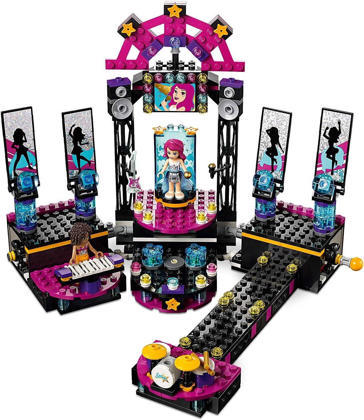 Lego ® Friends personaje estrella pop asterisco cantante música Girl polybag nuevo embalaje original 30205