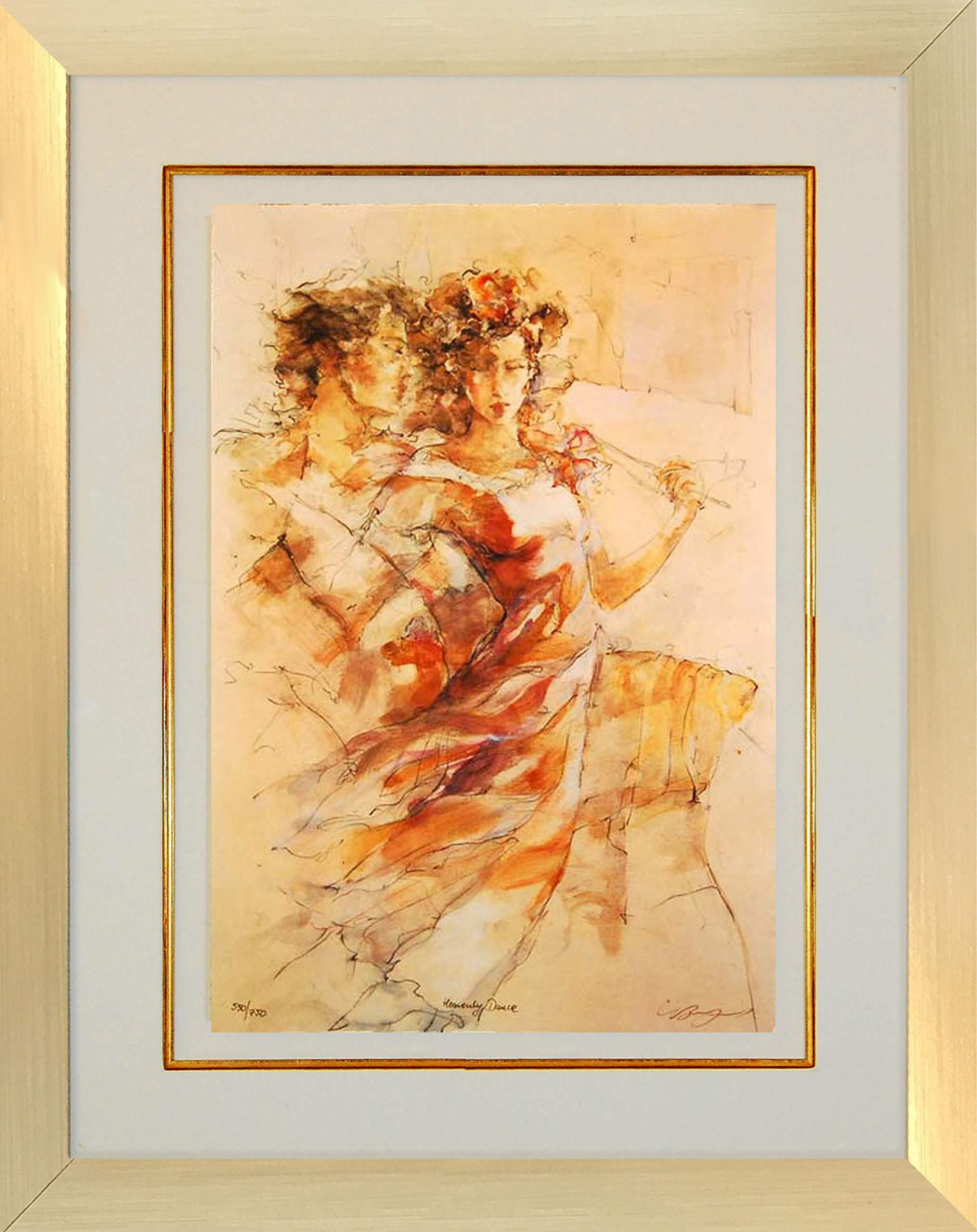 Heavenly Dance by