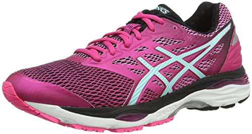 Amazon.com | ASICS Gel-Cumulus 18 Womens Running Shoe - AW16-5 - Pink | Running