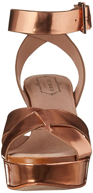 de03ebcbe8 Amazon.com: Ted Baker Women's Merlotte, Light Pink/Metallic, 6.5 M US: Shoes
