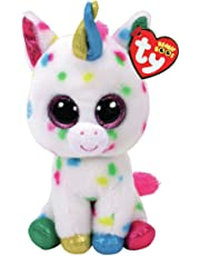 Ty Harmonie Peluche Unicornio Color, Blanco United Labels Ibérica 36898TY