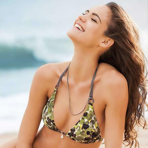 Deborah Mace Bikini Photoshoot