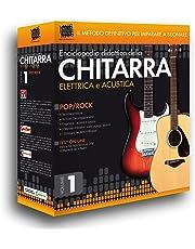 Enciclopedia didattica della chitarra elettrica e acustica Vol. 1