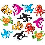 TREND enterprises, Inc. Sea Buddies Mini Accents Variety Pack, 36 ct