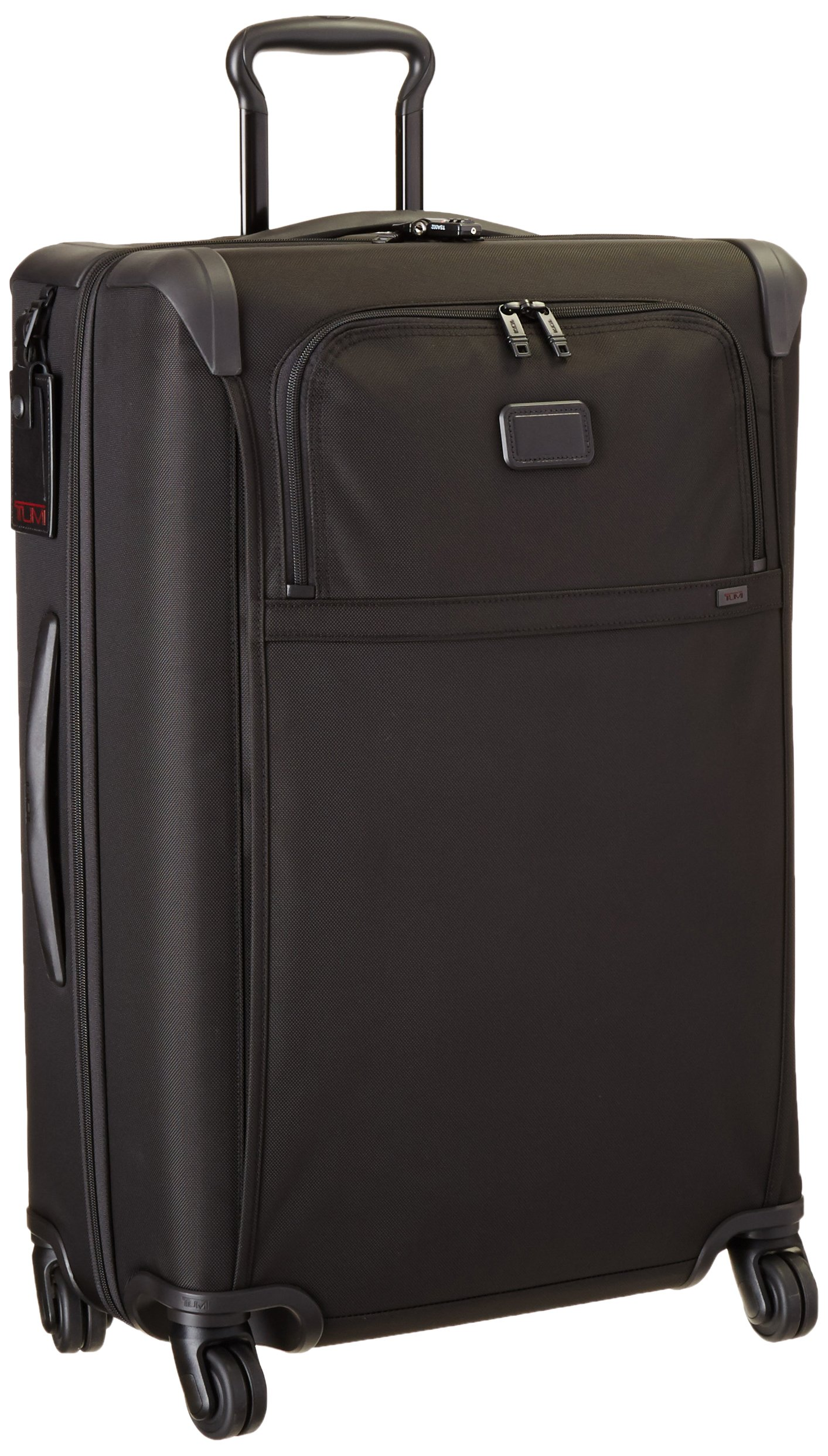 Tumi Alpha 2 Lightweight Medium Trip 4 Wheel Packing Case, Black, One Size by Tumi