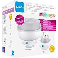 MAM 72120500 6in1 elektrisk sterilisering, grå, 1 st
