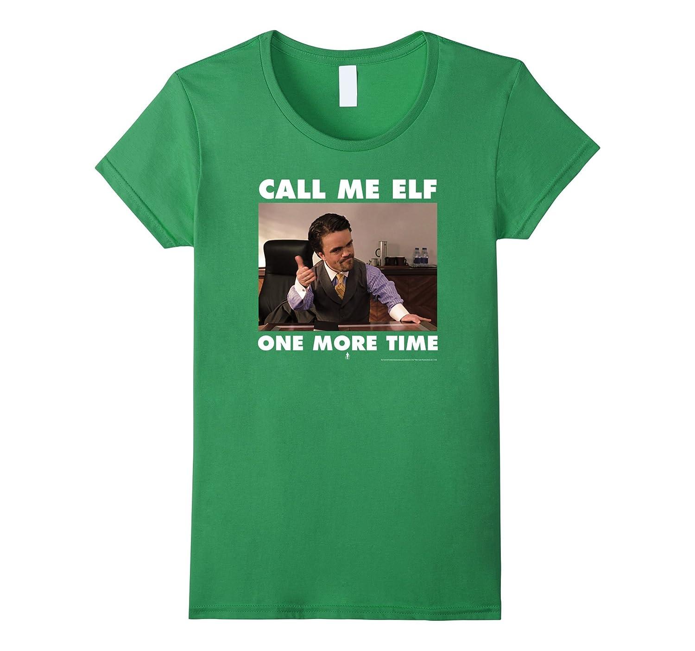 Elf Call me elf one more time