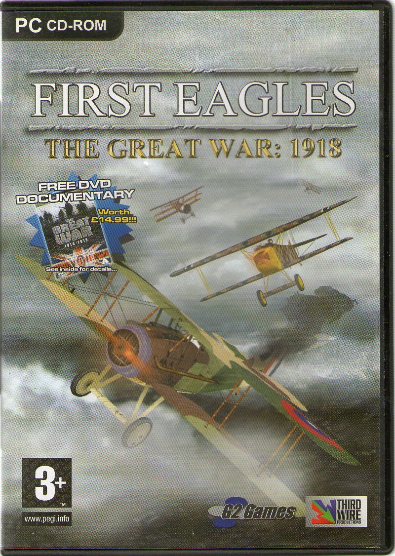 First Eagles: The Great Air War 1918 (輸入版) B000JG7C24 Parent