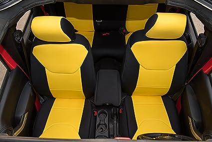 PERNICE Jeep Seat Covers Made Of Waterproof Neoprene Custom Car Cover For 2013
