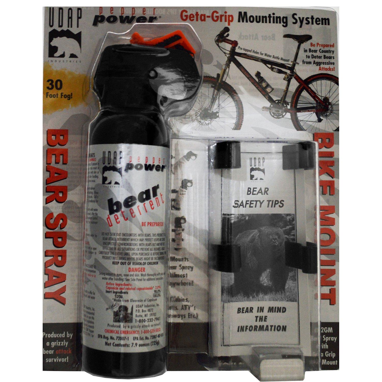Udap 12GM 7.9oz. 225g Bear Spray