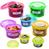 KitchenCraft Healthy Eating Portion Control Pots (Set of 7)