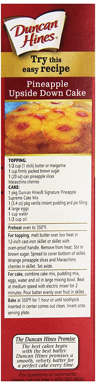 duncan hines pineapple upside down cupcakes
