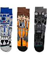 Stance Men's Star Wars A New Hope Ultimate 3-Pack Holiday Gift Set