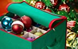Christmas Ornament Storage - Stores up to 64