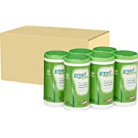 6-Pks. Green Works COX30380CT Cleaning 62 Wet Wipes