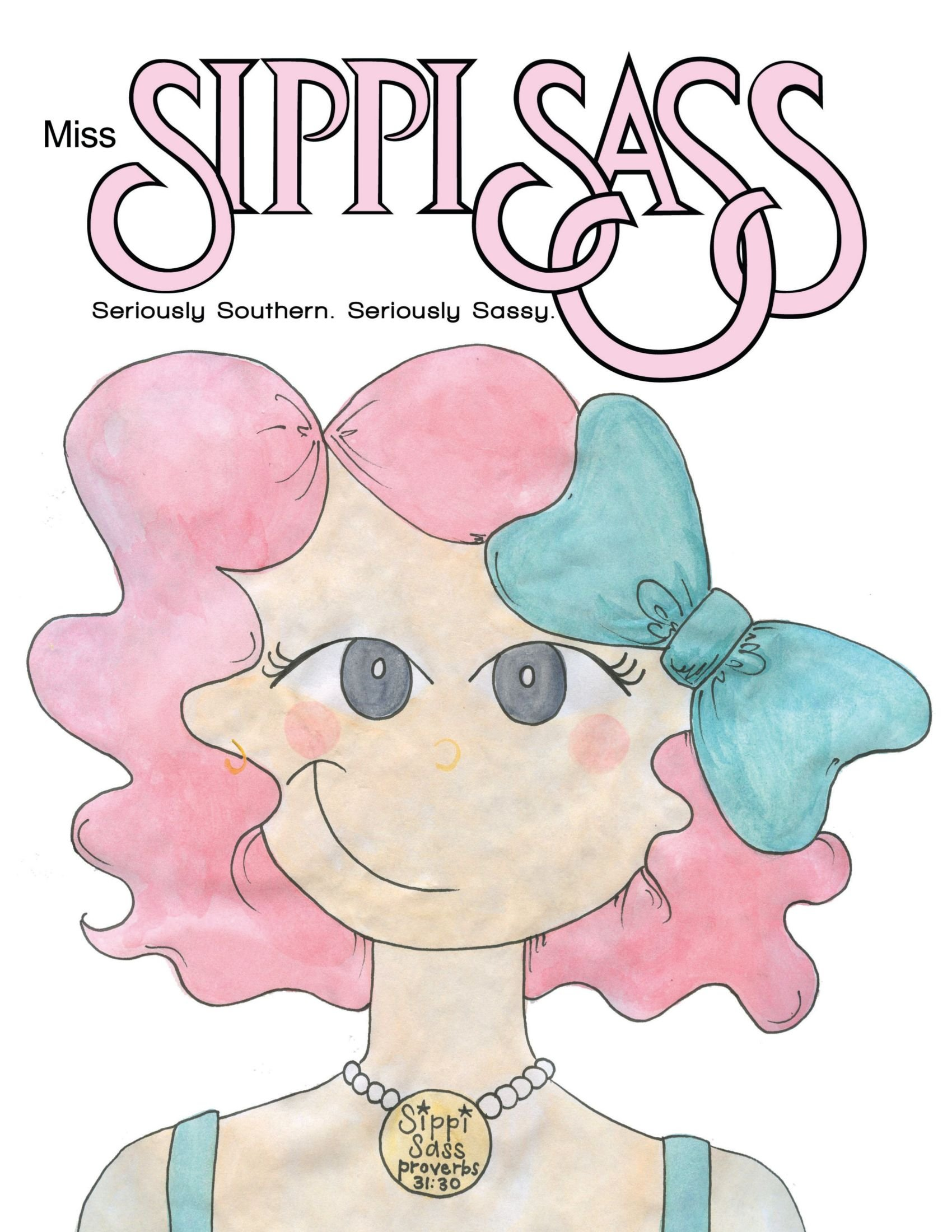 Download Miss Sippi Sass: Seriously Southern. Seriously Sassy PDF