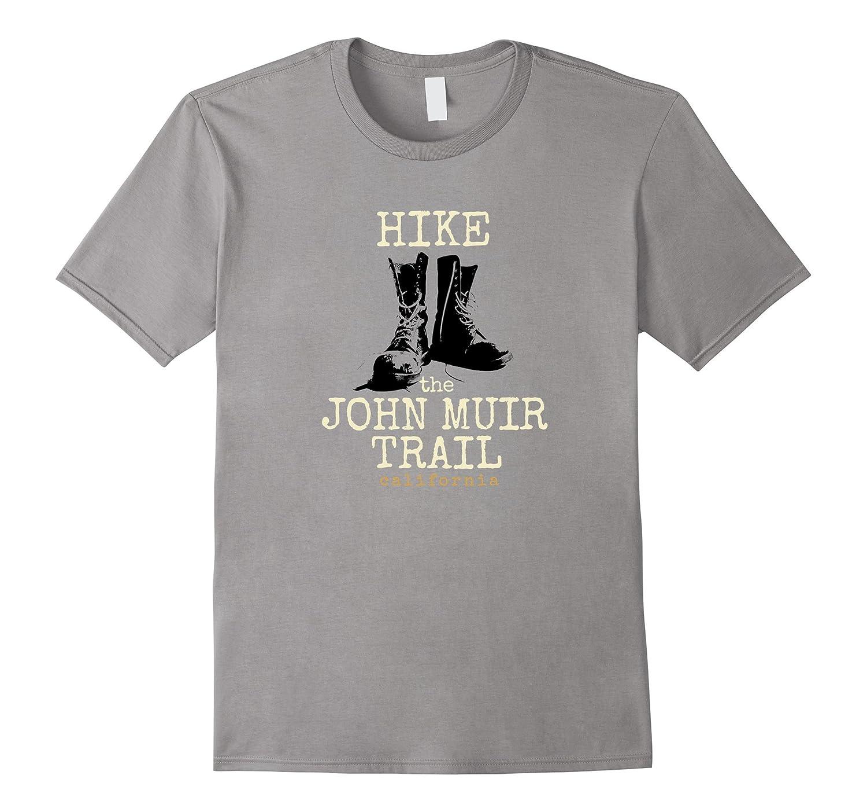 John Muir Trail California T-Shirt Hike John Muir Trail Tee-TH