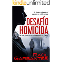 Desafío Homicida: Un thriller psicológico de misterio y suspense