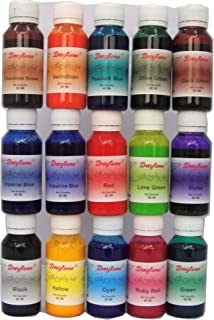 Daytone Calligraphy Ink 60 Ml. Pack of 15 Colors
