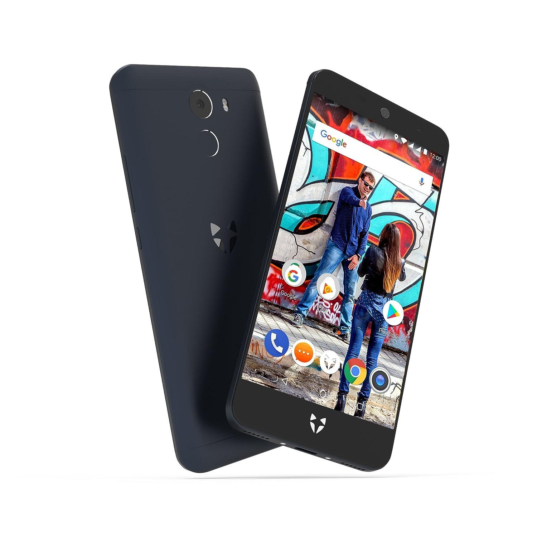 Wileyfox Swift 2 16 GB with 2 GB RAM 5 0 Inch HD (Dual SIM 4G) SIM-Free  Smartphone Android Oreo 8 1 - Midnight