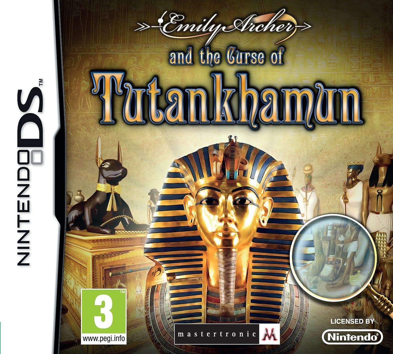 Uncategorized Tutankhamun Game emily archer and the curse of tutankhamen nintendo ds amazon co uk pc video games