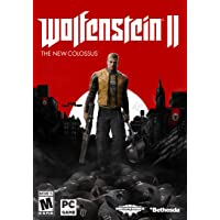 Wolfenstein 2 The New Colossus Standard Edition for PC by Bethesda