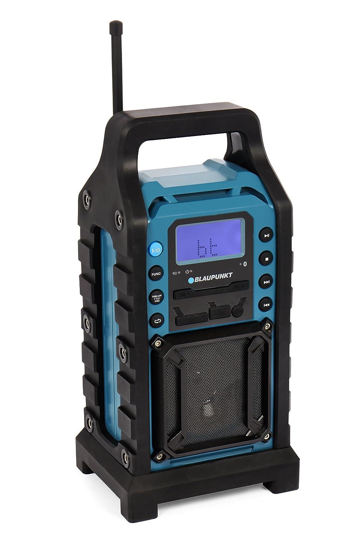 Blaupunkt BSR 10 obras con radio PLL FM, Bluetooth, USB, SD ...
