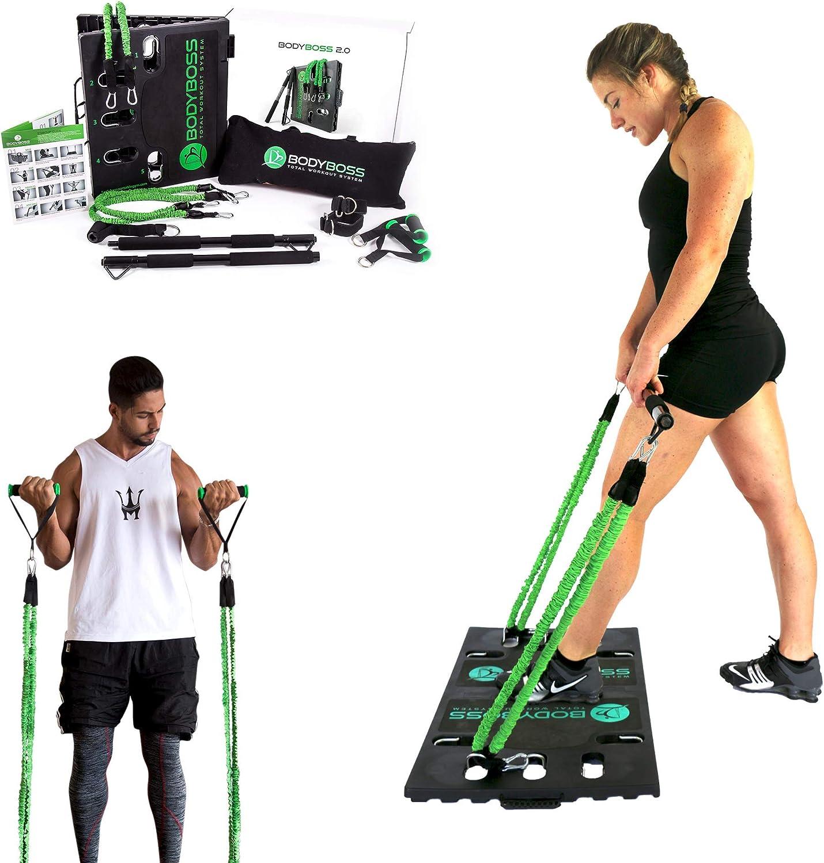BodyBoss 2.0 – Full Portable Home Gym