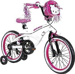 Hello Kitty Dynacraft Girls BMX Street Bike 18