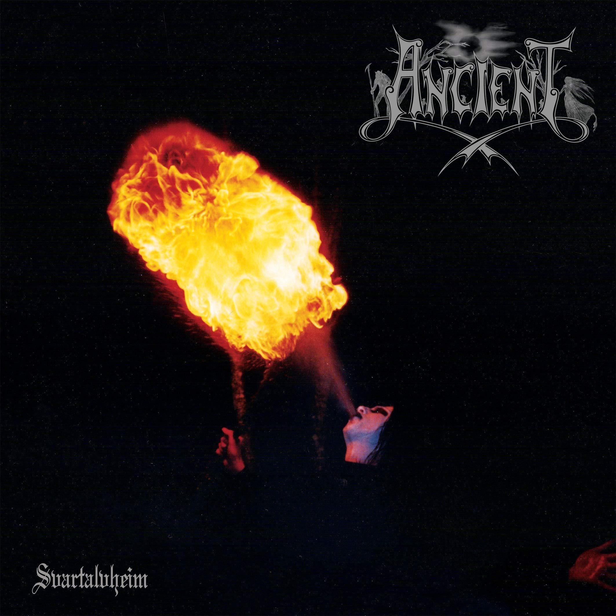 Vinilo : Ancient - Svartalvheim (Limited Edition, United Kingdom - Import)
