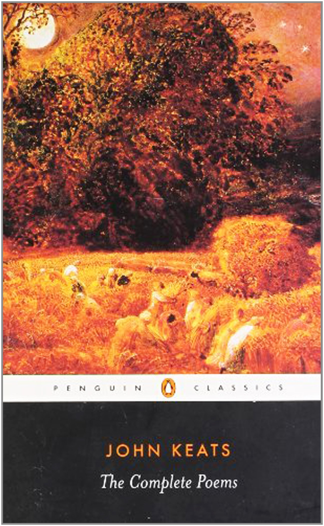 John Keats: Theplete Poems (penguin Classics): Amazon: John  Barnard: 9780140422108: Books