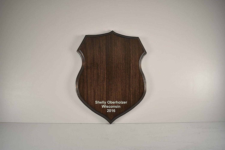 Custom Engraved Plate art-trophy-Displays-Taxidermy