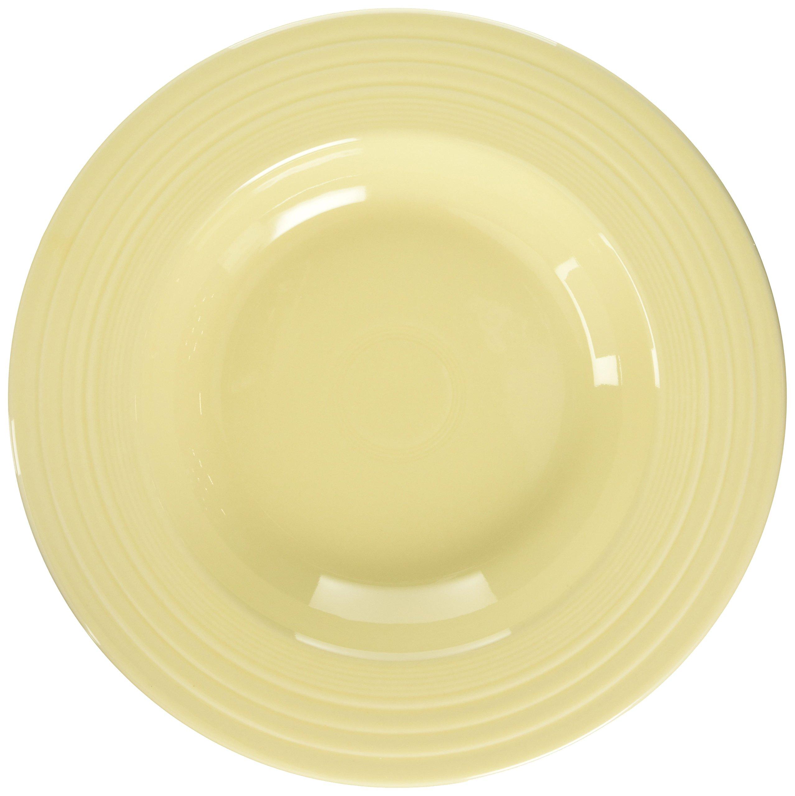 Fiesta 12-Inch Pasta Bowl, Ivory