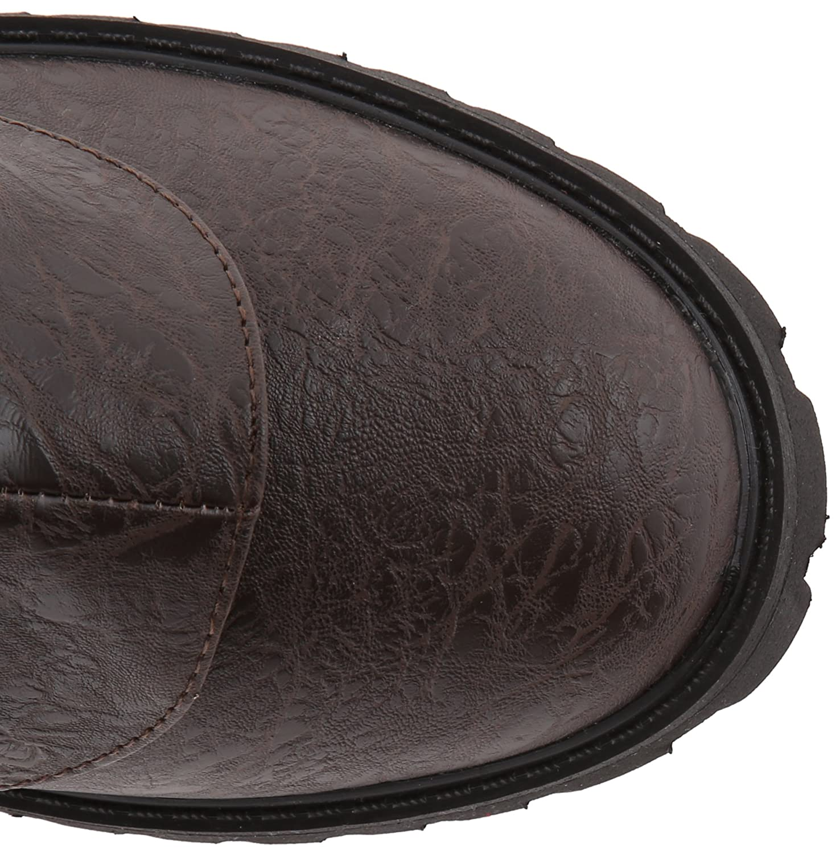 Funtasma Braun Herren Gotham-105 Klassische Stiefel Braun Funtasma (Brown Distressed Pu) 9c7b56