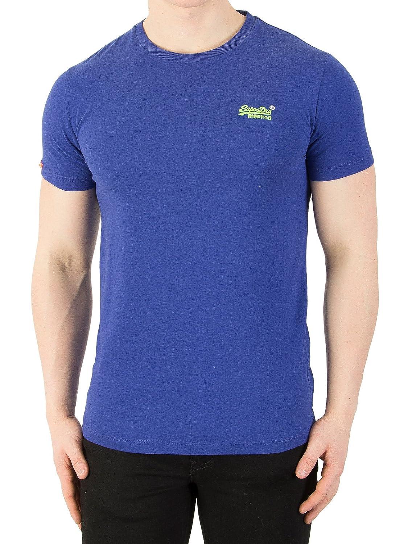 85c5418363 Superdry Men s Orange Label Vintage T-Shirt