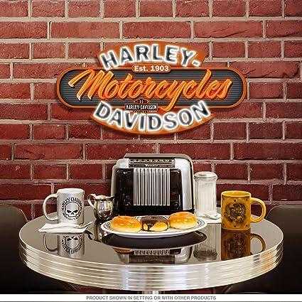 Harley Davidson Motorcycles Neon Sign Amazon Ca Home Kitchen