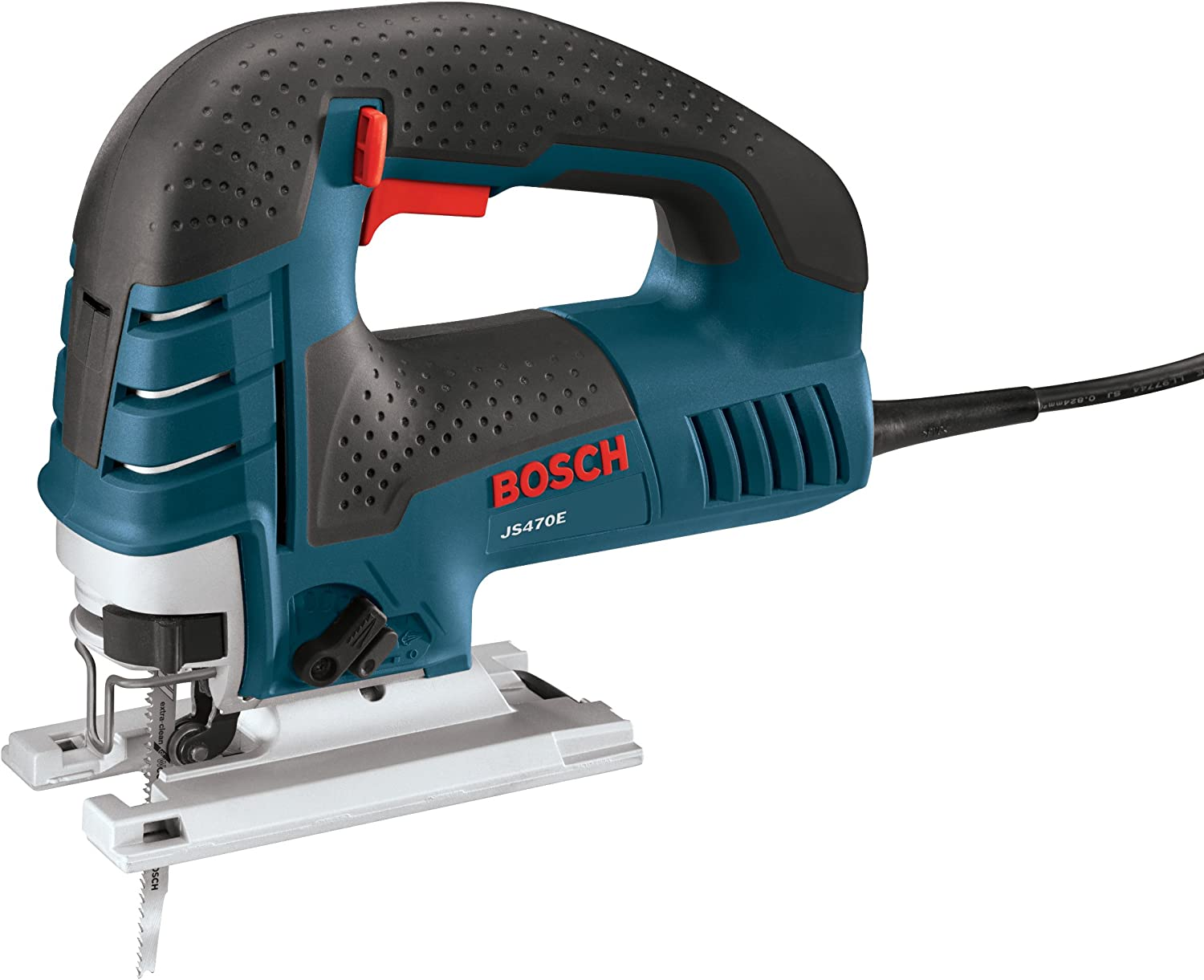 6. Bosch JS470E 7-Amp Variable Speed Jigsaw
