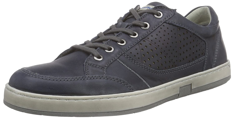 preisreduziert bestbewerteter Beamter beste Qualität für Josef Seibel Men's Gatteo 12 Low-Top Sneakers Blue Size: 7 UK ...